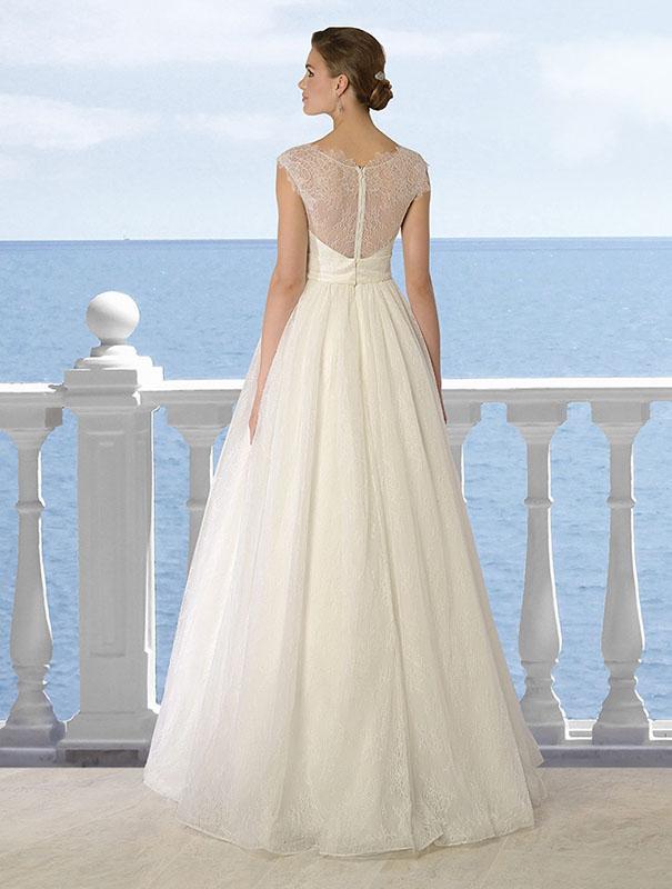 82d4679d27 Vestit de núvia - Escribà moda